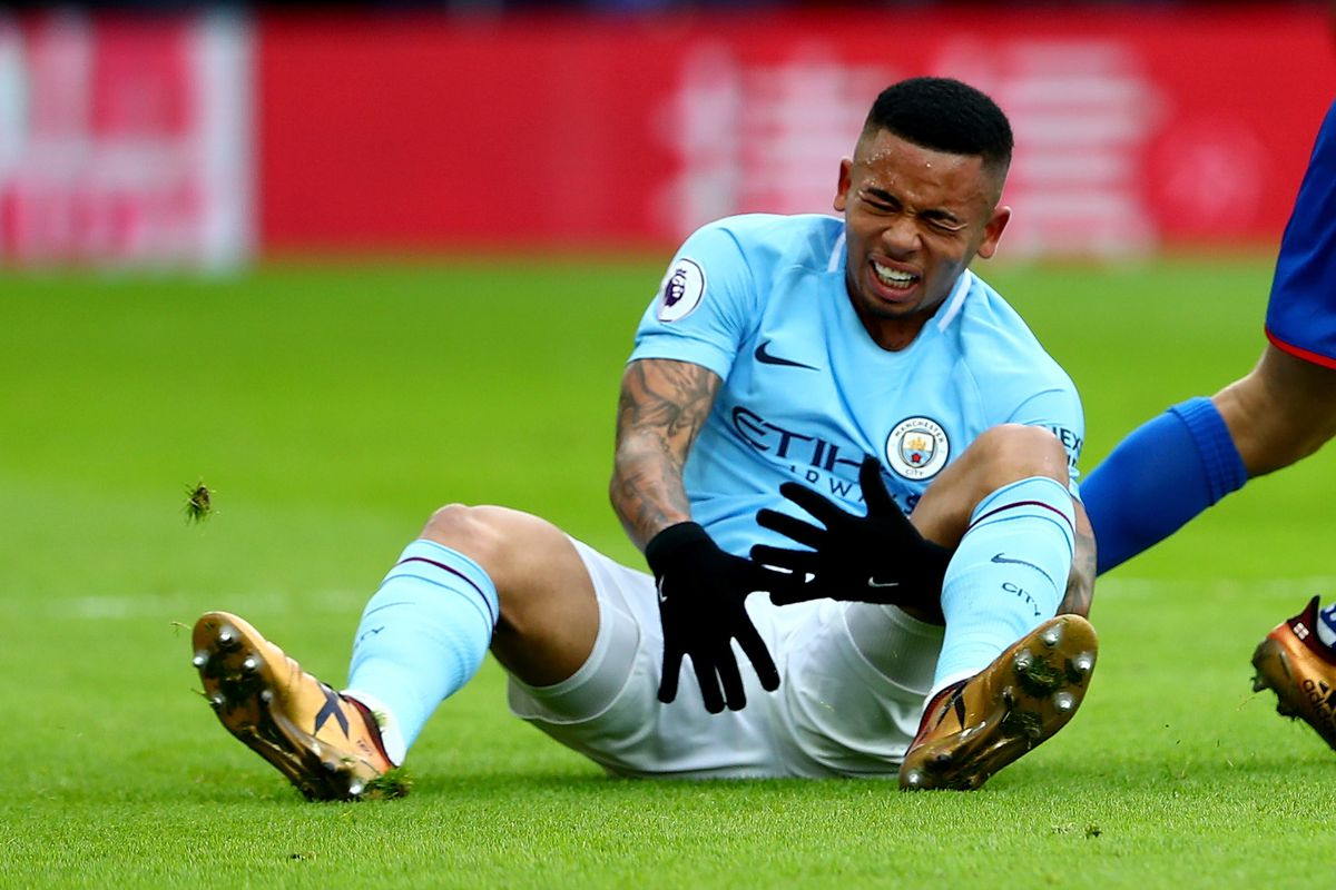 Gabriel Jesus Provides Update On Injury Suffered Against Crystal Palace