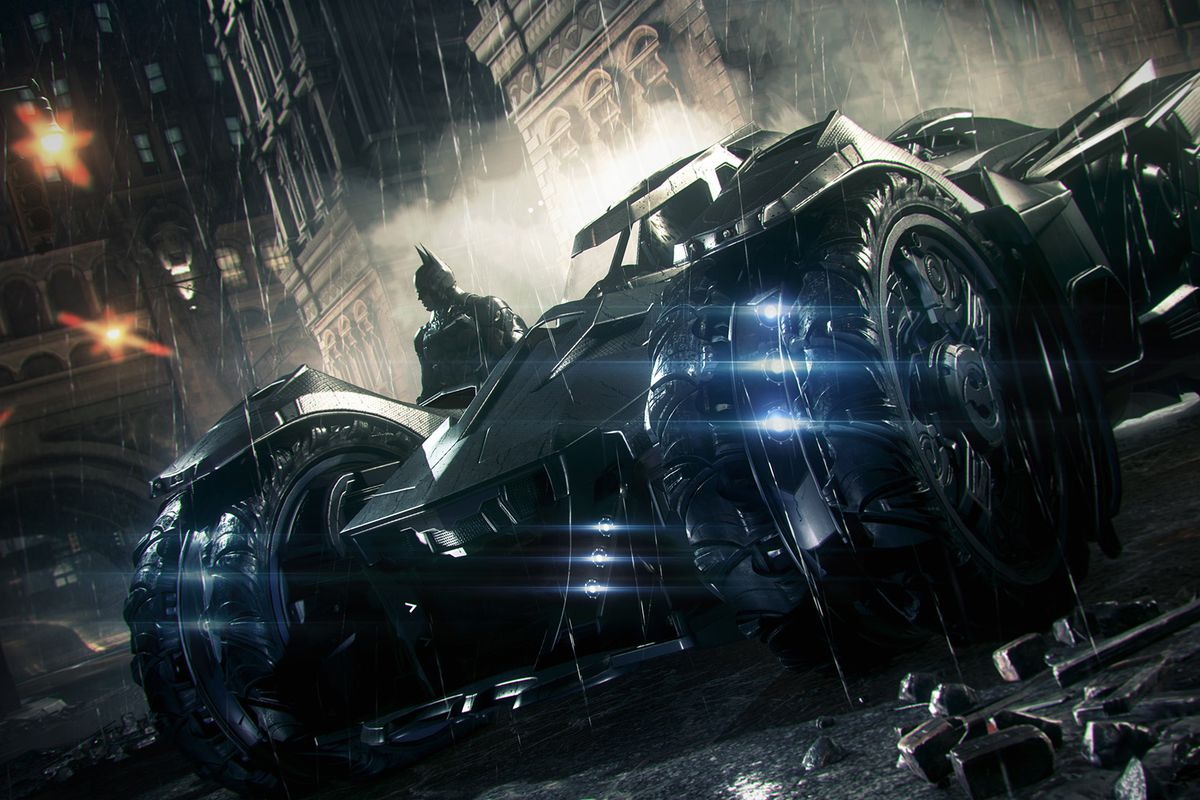 The one batman arkham knight menu option you must change right away batman arkham knight is a great game as detailed in our 1010 review but its got one really puzzling design decision rather than using the left voltagebd Choice Image
