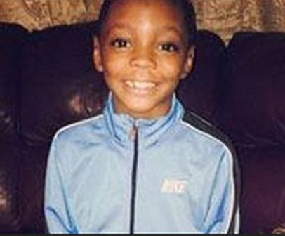 Amari Brown, 7, was killed in July 2015. | Family photo
