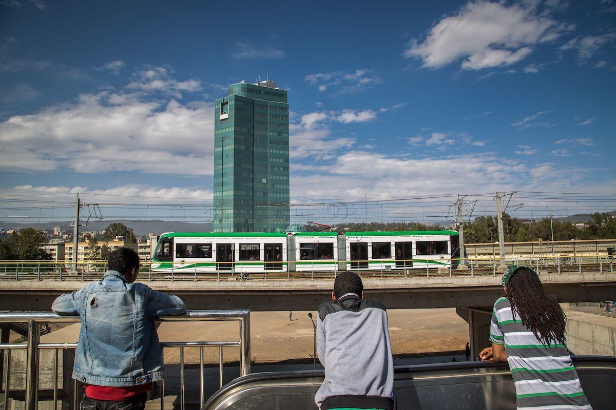 Addis Ababa light Rail Transit