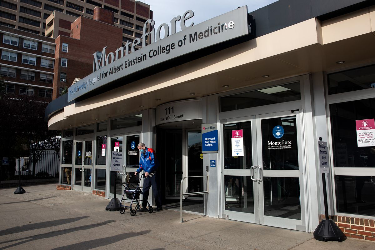Montefiore Medical Center in The Bronx,.