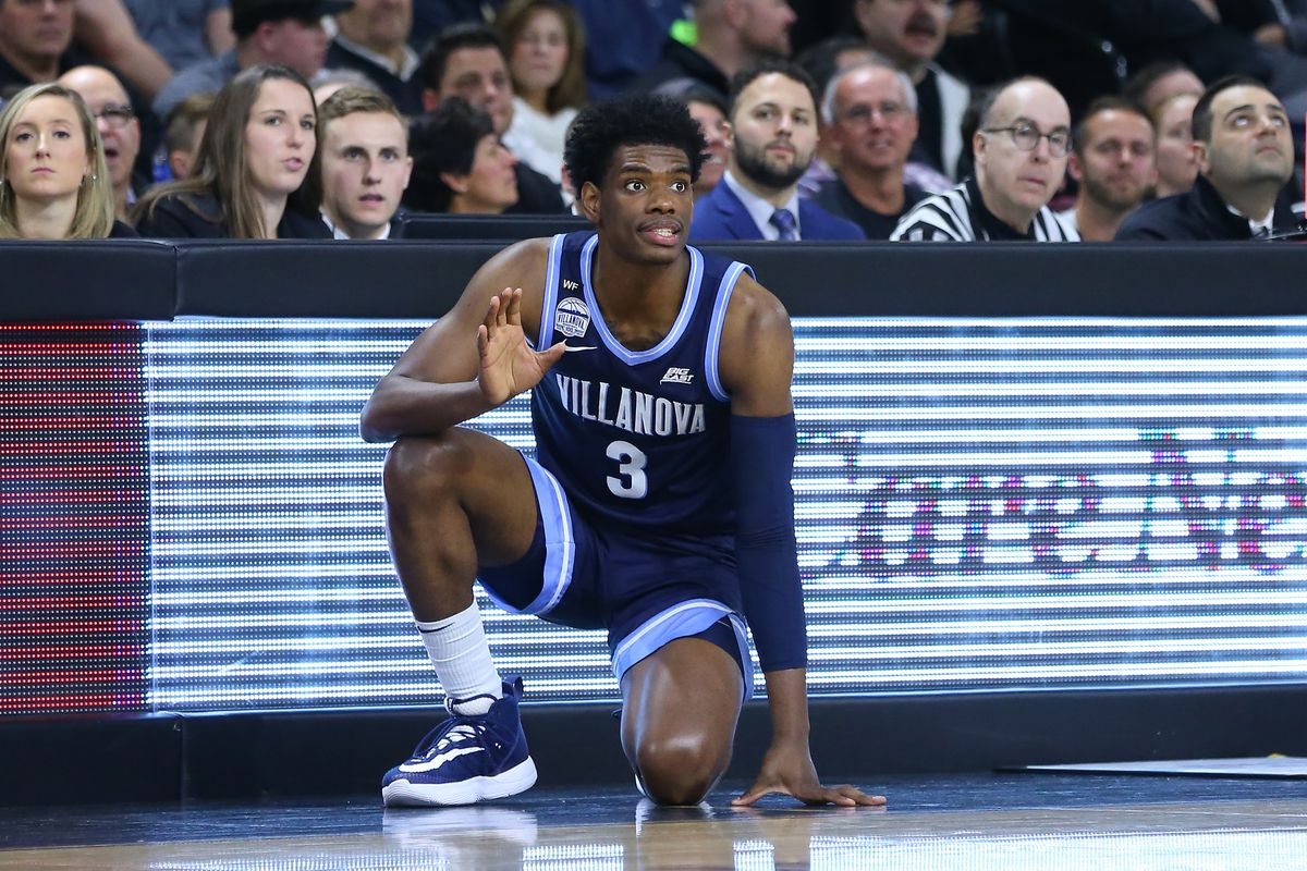 COLLEGE BASKETBALL: JAN 25 Villanova at Providence