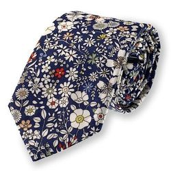"""<strong>Ernest Alexander</strong> Whitney Necktie, <a href=""""http://www.ernestalexander.com/accessories/neckwear/whitney-necktie"""">$68</a>"""