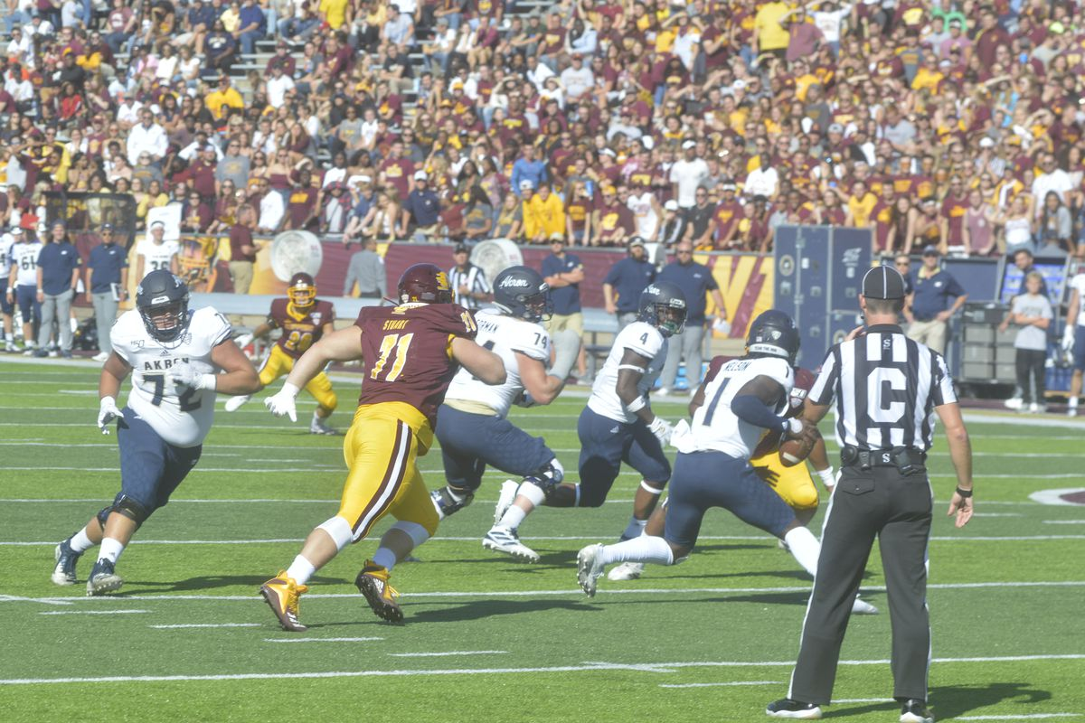 Five Things Learned: Akron Zips vs Central Michigan Chippewas