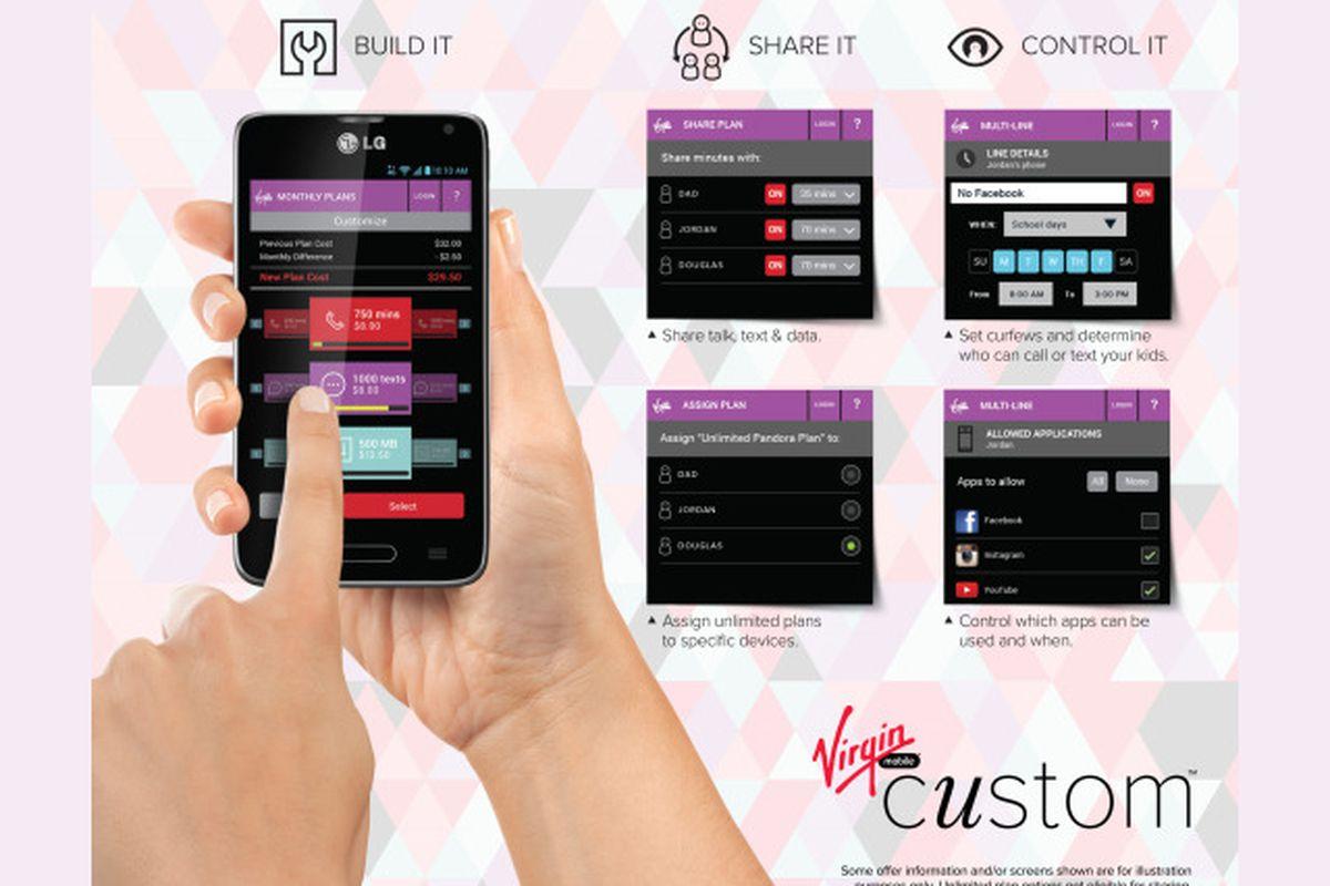 Prepaid telecom operator virgin mobile usa will soon start selling - Virgin Mobile