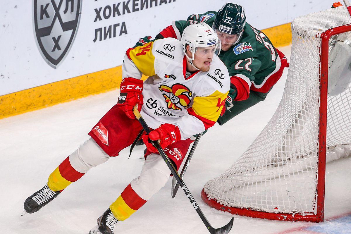 Kontinental Hockey League: Ak Bars Kazan vs Jokerit Helsinki