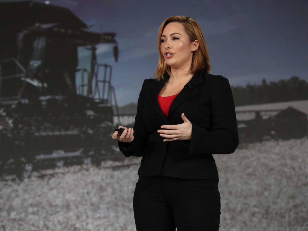 The Carbon Robotics CEO says robots will be today's combine harvester