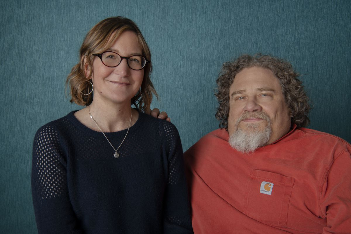 Nicole Newnham and Jim LeBrecht.