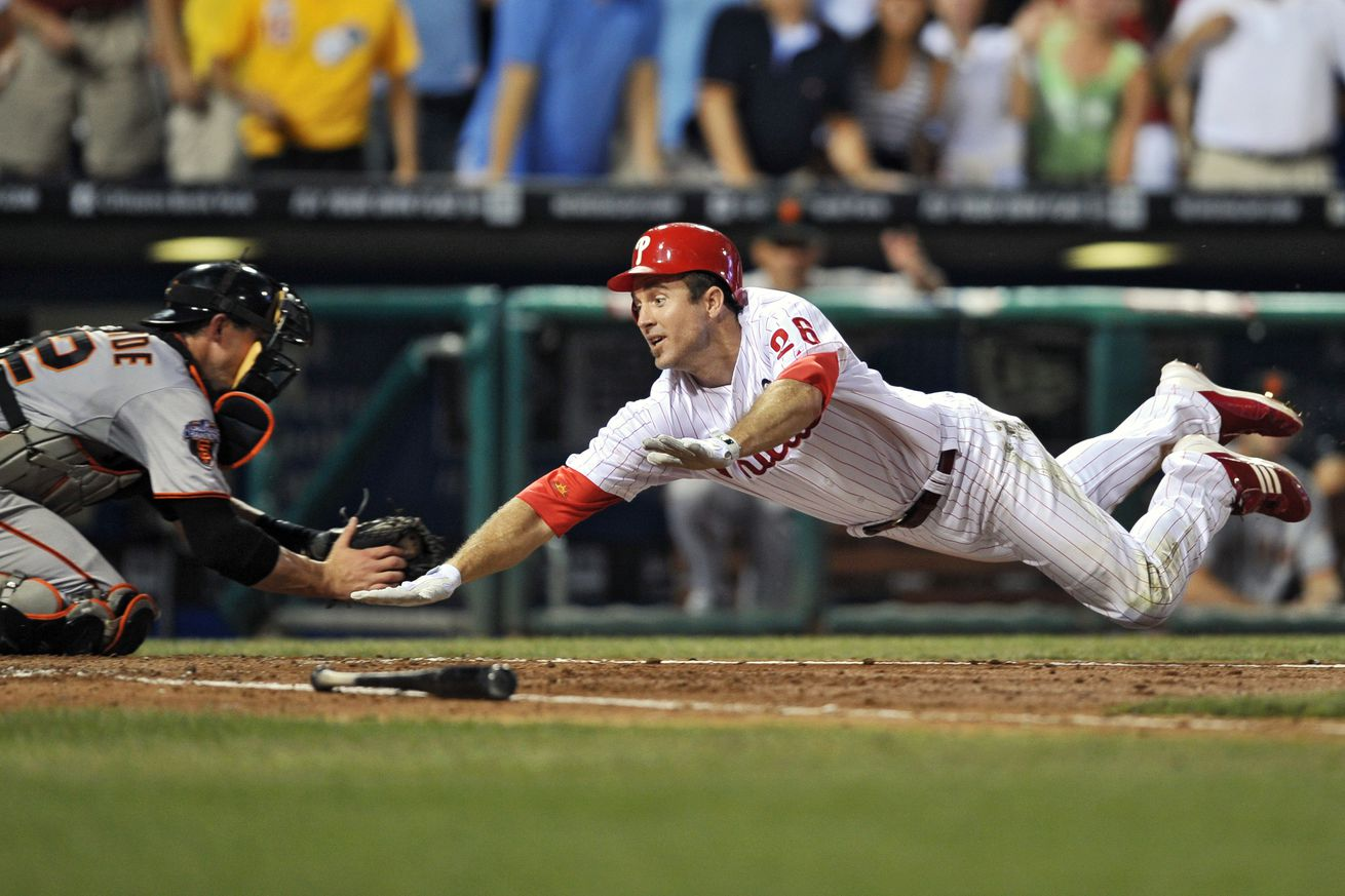 Chase Utley: The myth, the legend, The Man