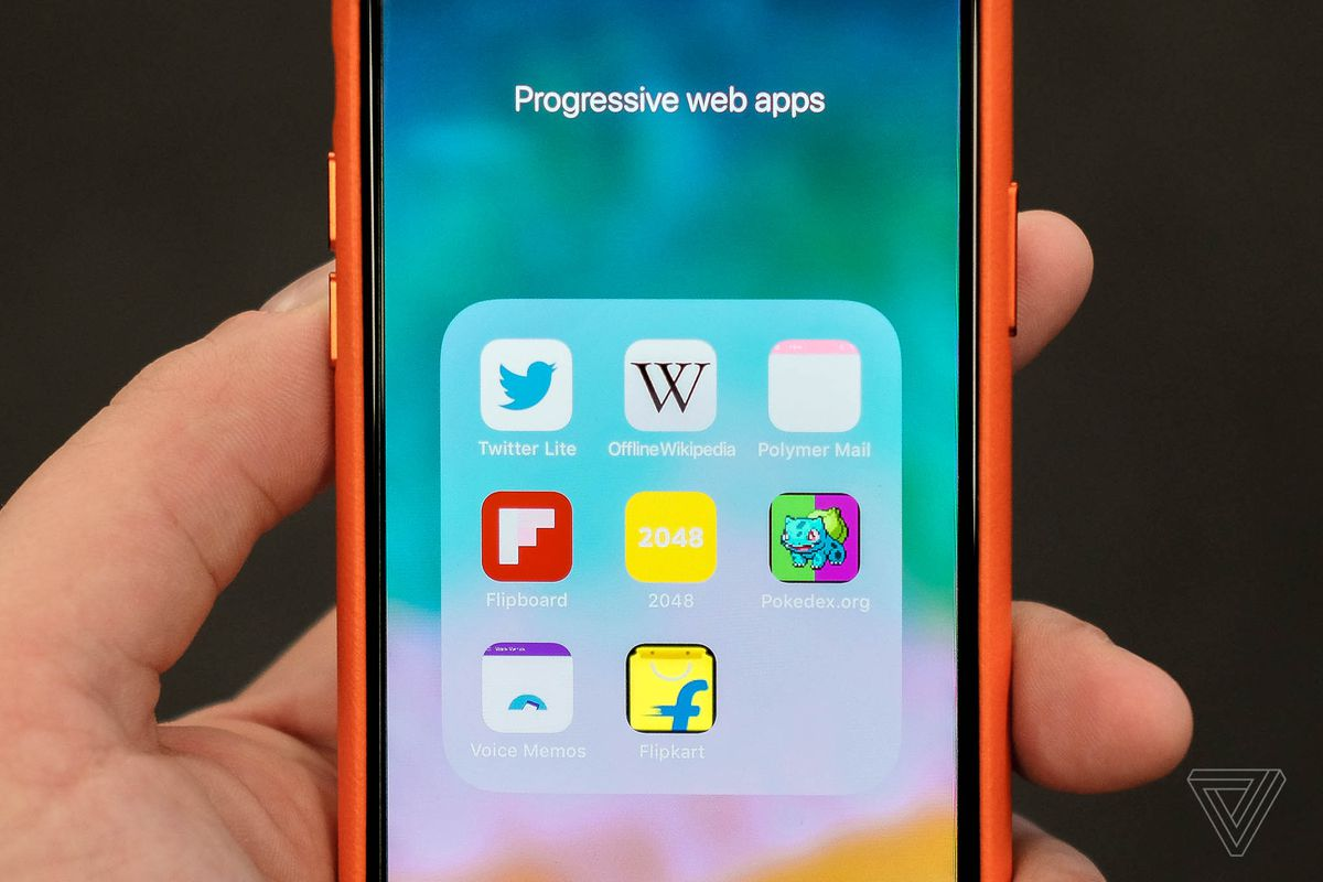 Web apps are only getting better - The Verge