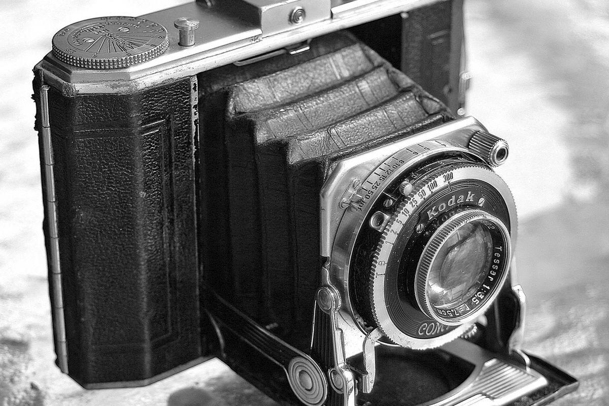 Kodak camera FLICKR
