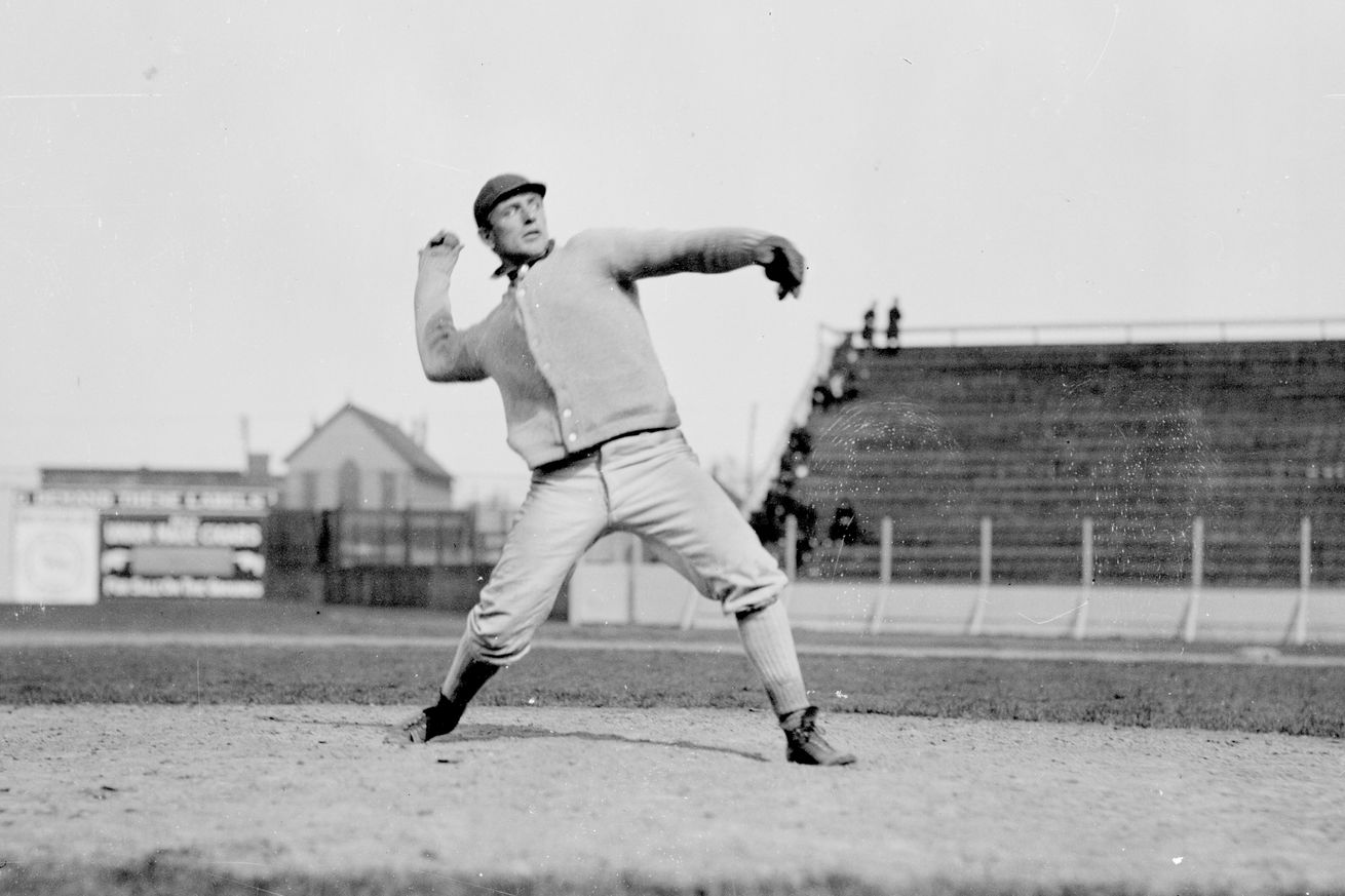 Roy Patterson Of The White Sox