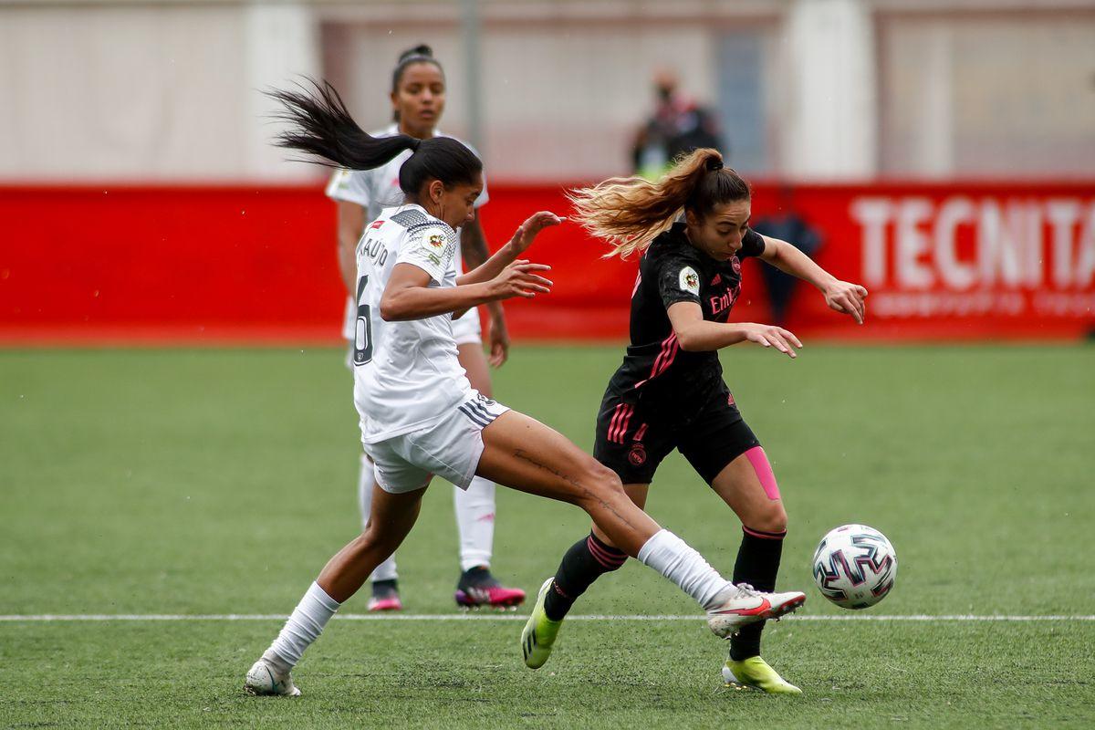 Madrid CFF V Real Madrid - Primera Division Femenina