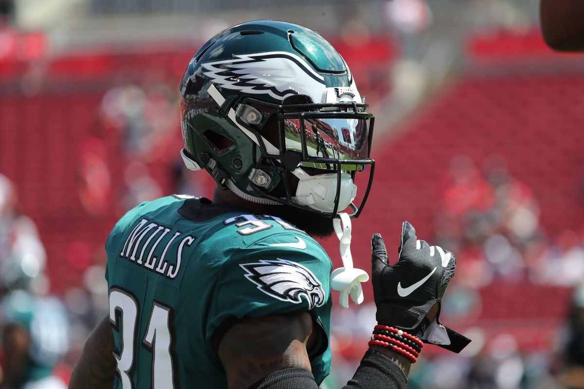check out e0af1 c70d4 Jalen Mills Injury: Eagles cornerback out for the season ...