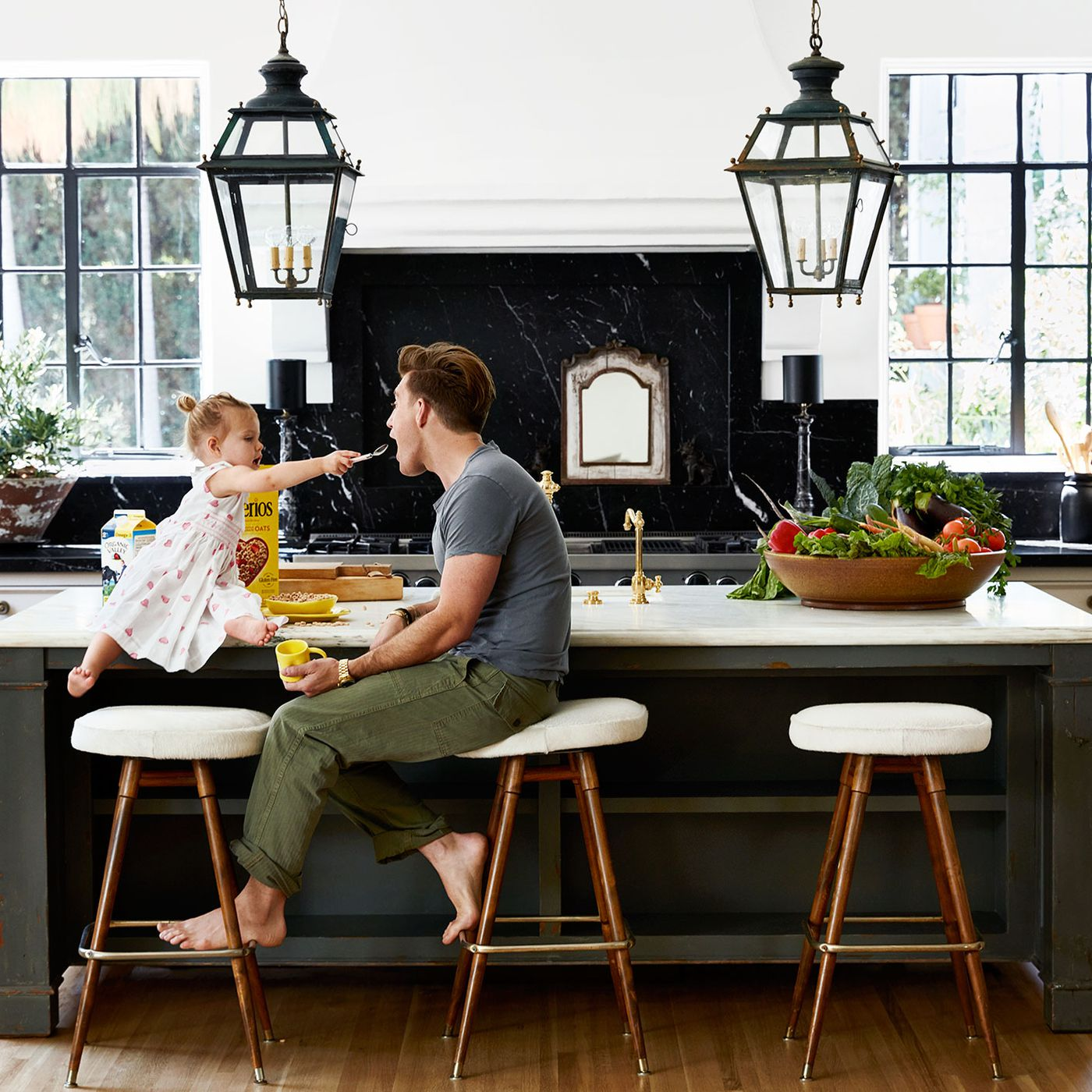 Nate Berkus Take A Tour Of The Designer S Handsome Los Angeles Home Curbed La