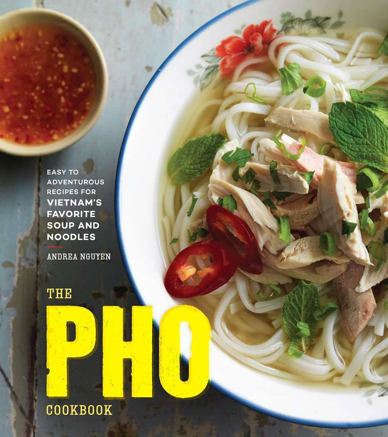 Reprinted with permission from The Pho Cookbook: Easy to Adventurous Recipes for Vietnam's Favorite Soup and Noodles by Andrea Nguyen, copyright © 2017.