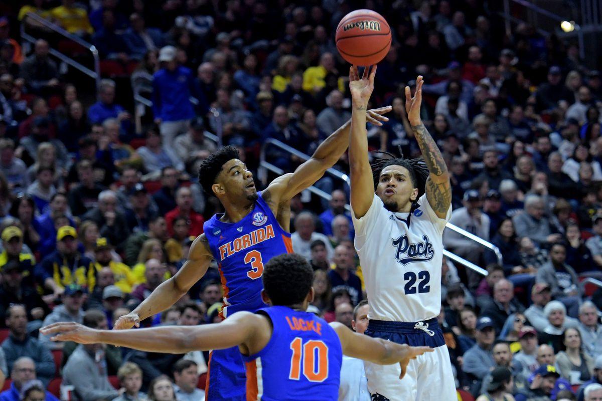 NCAA Basketball: NCAA Tournament-First Round-Florida vs Nevada