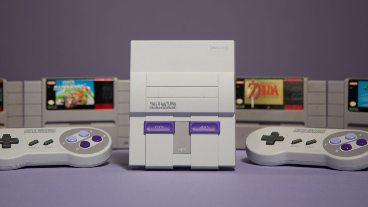 SNES Classic review - Polygon