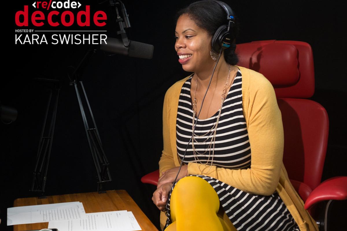 Re/code Decode': Erica Baker Talks About Her Grand Google Salary
