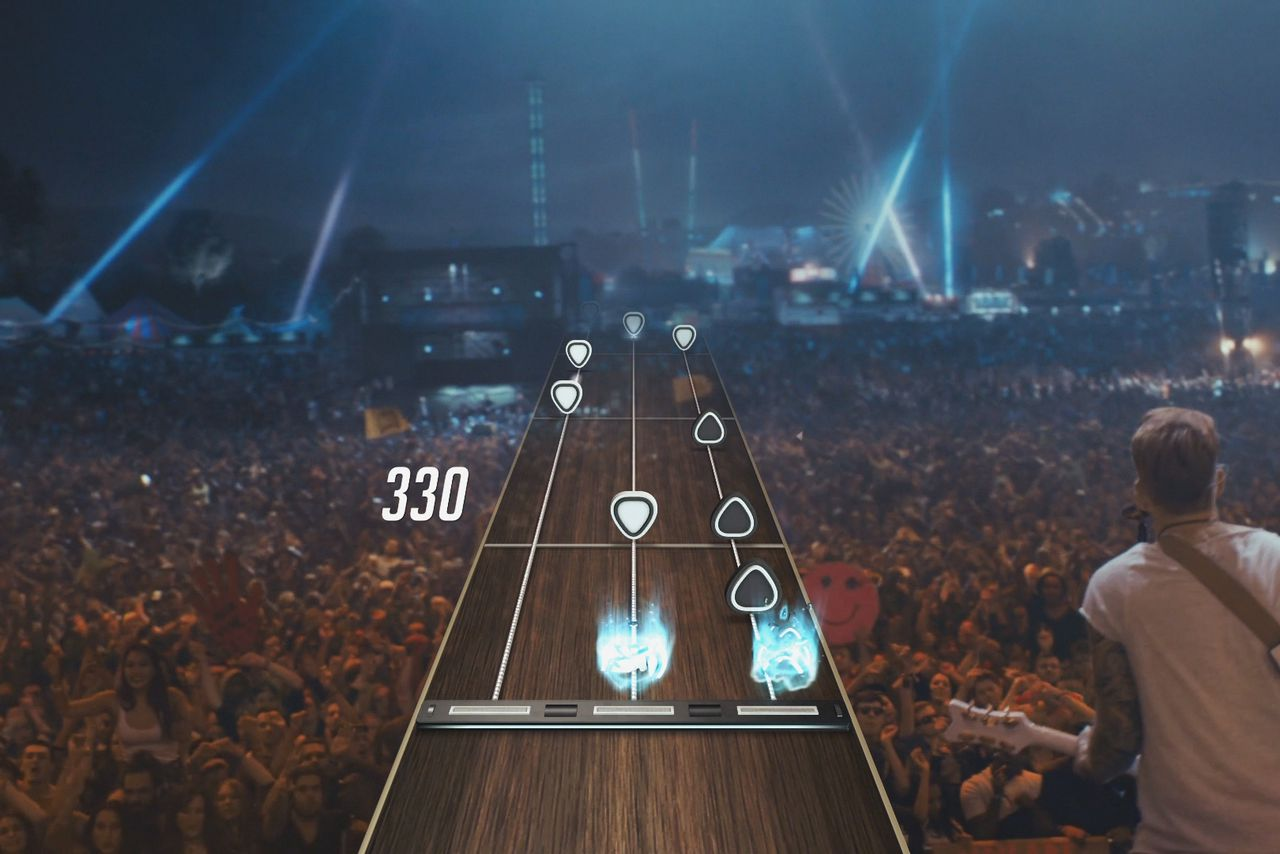 Guitar Hero Live Is A First Person Rock Star Simulator Coming This