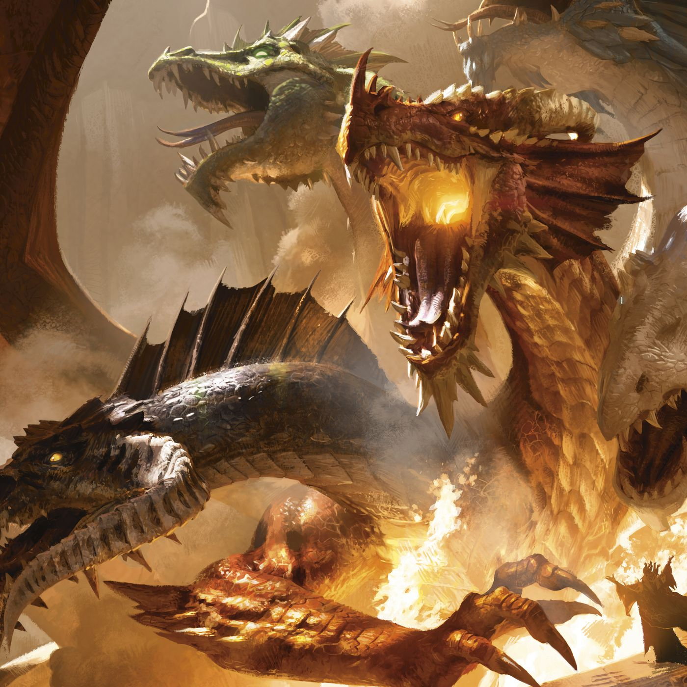 Dungeons & Dragons is booming online, but not in the way you