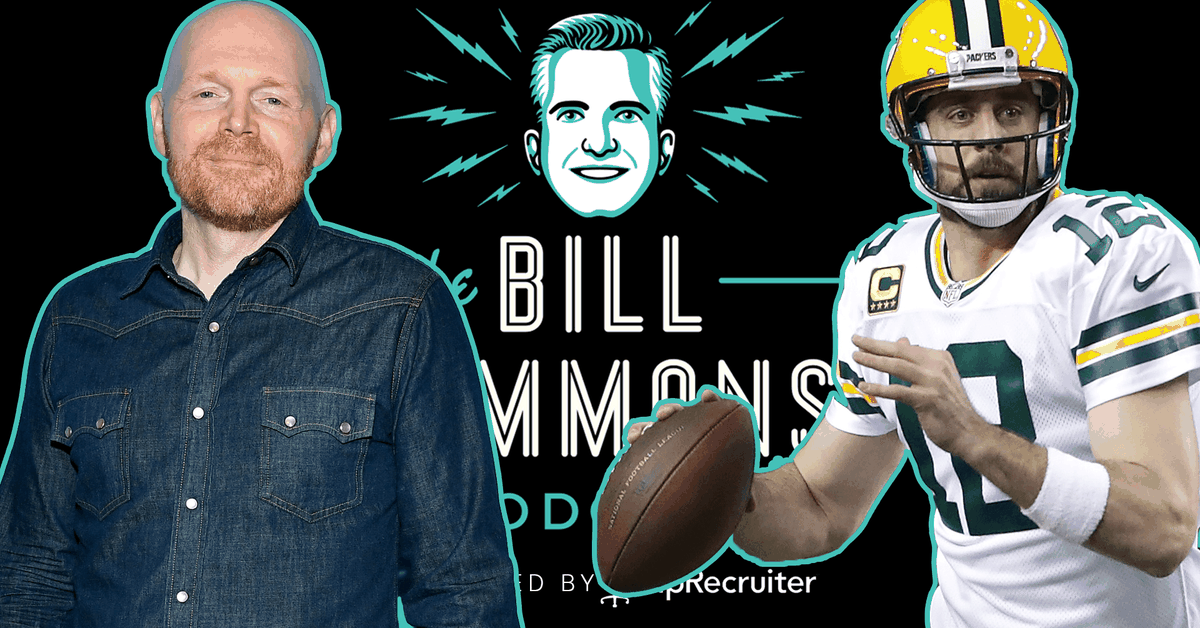 Bill Burr on Tom Brady, College Football, and Comedy - The ...