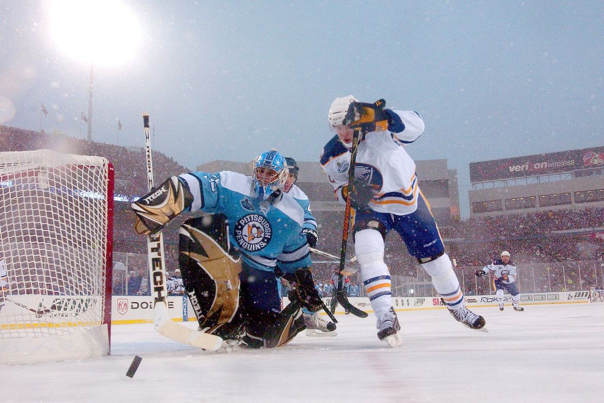 A Look Back  2008 Winter Classic - Die By The Blade 63b912b86
