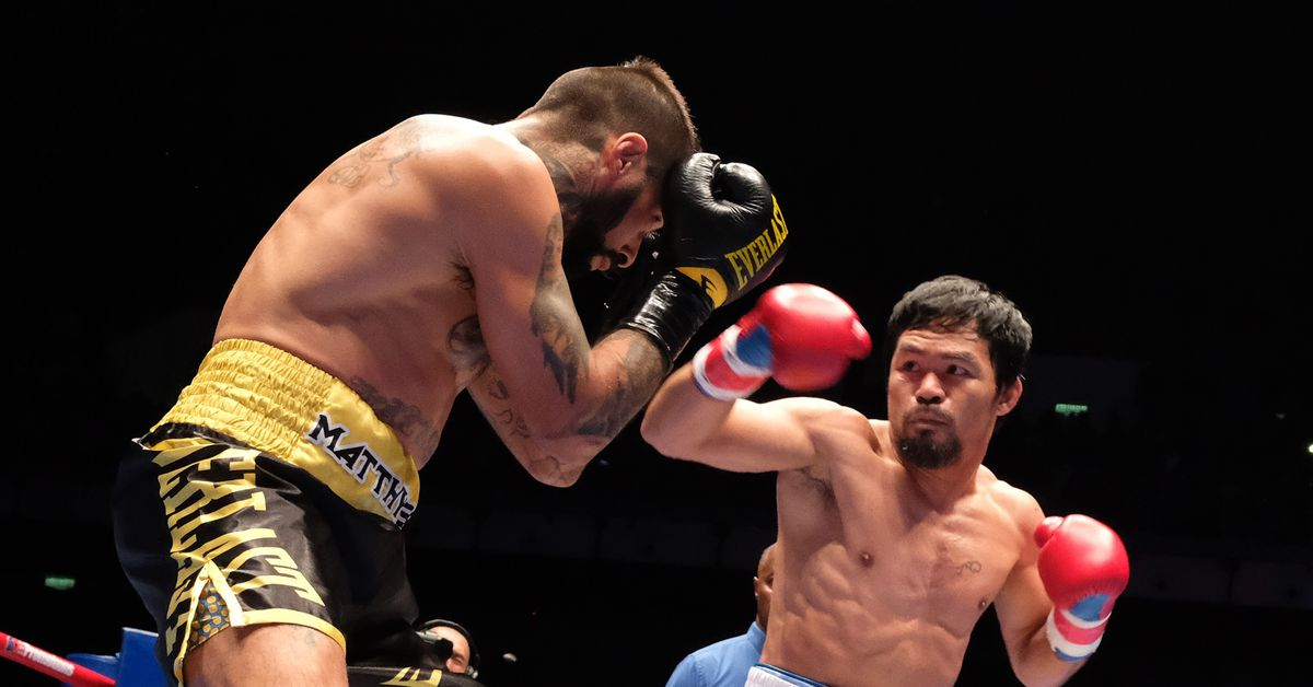 What?s next for Manny Pacquiao after Matthysse win?