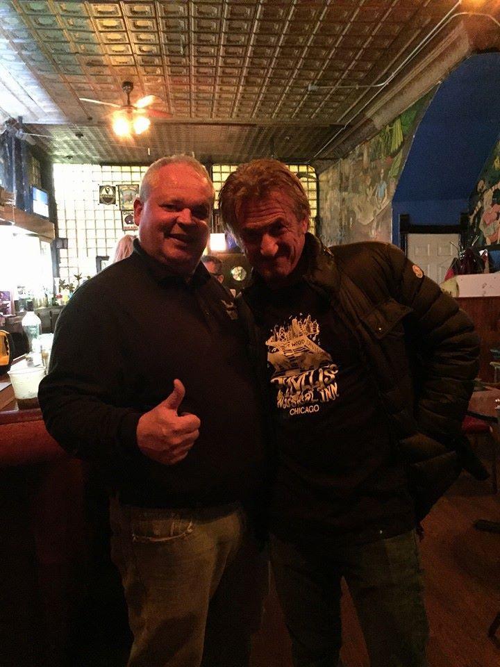 Sean Penn Phyllis' Musical Inn