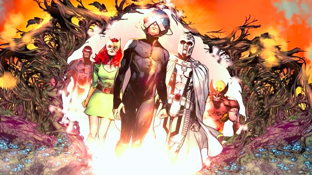 Marvel Comics' House of X is a brand new era for the X-Men - Polygon