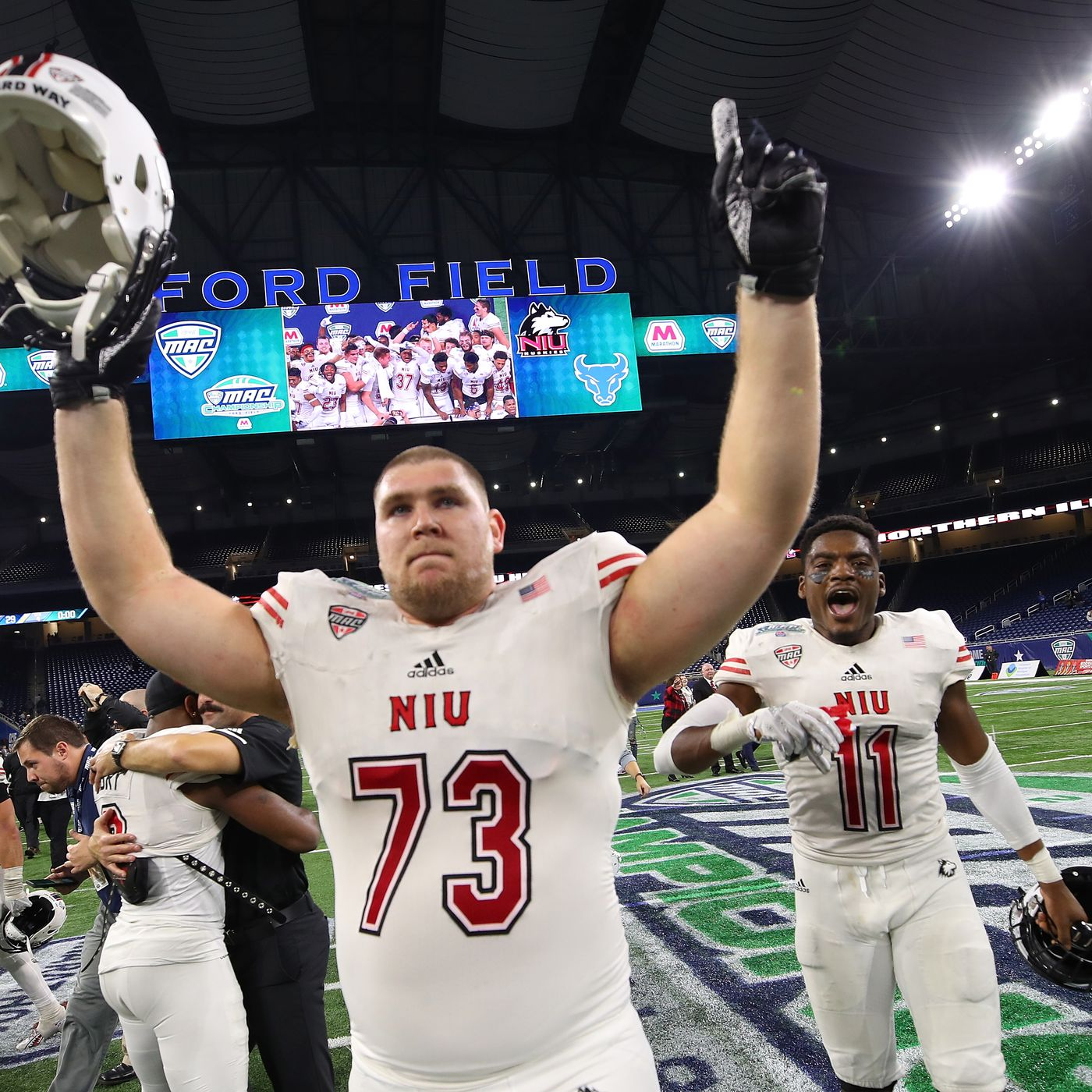 Best 2020 Football Cards MAC West class of 2020 football recruiting needs   Hustle Belt
