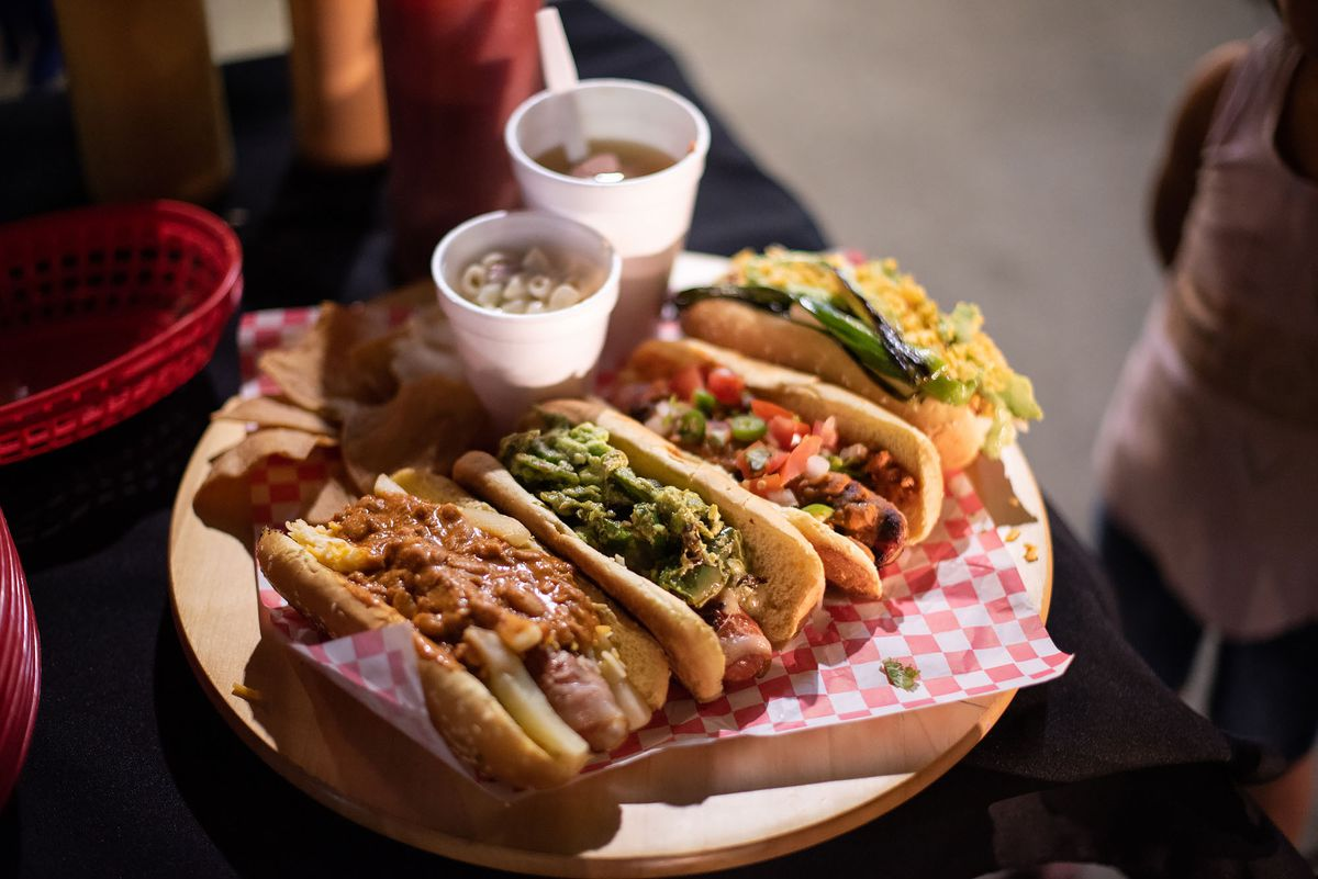 Sinaloa-Style Mexican Hot Dogs Make Los Dogis a Boyle Heights ...