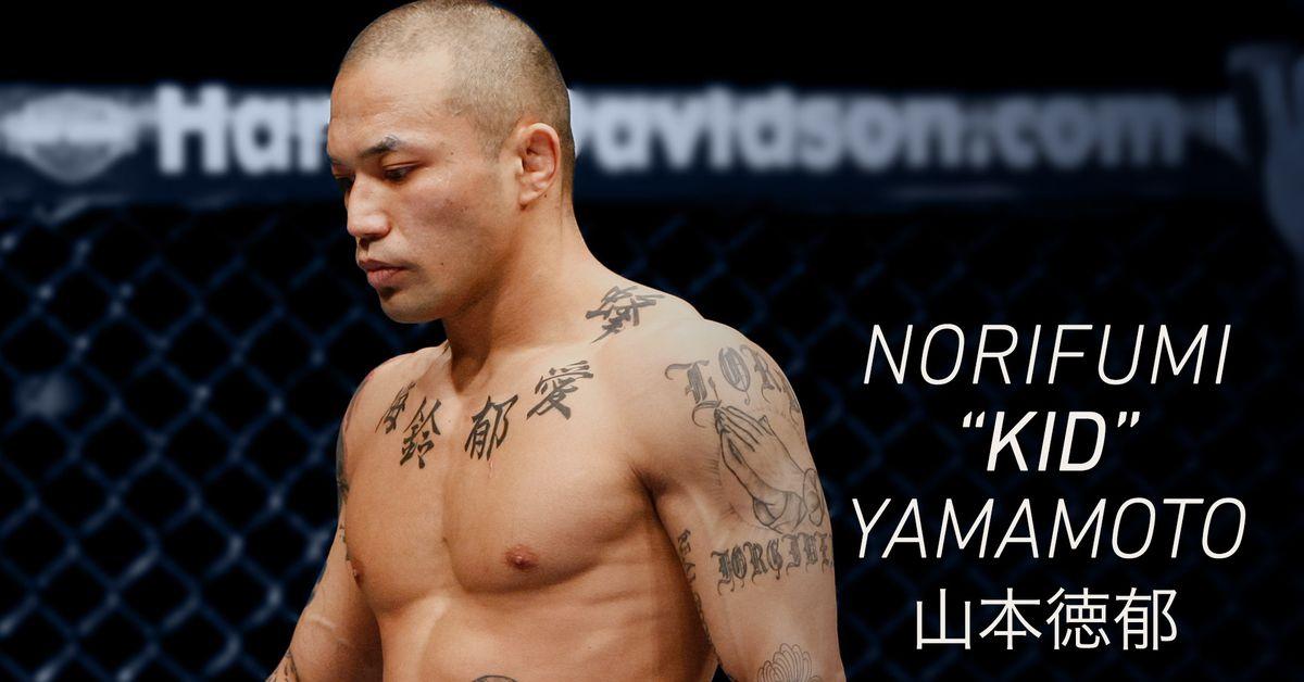 Japanese legend Norifumi ?Kid? Yamamoto dies at age 41