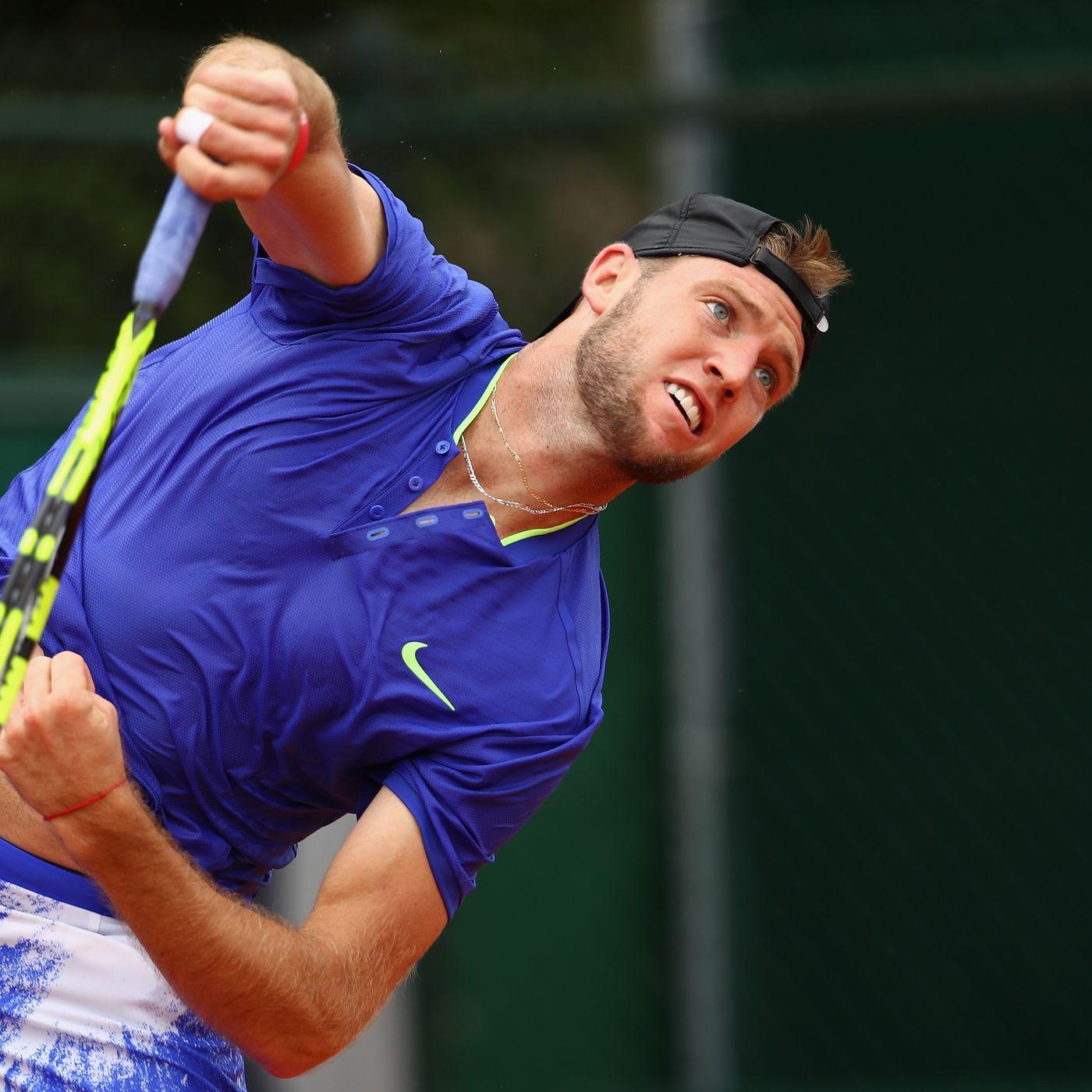 French Open Results 2017 American Jack Sock Out Novak Djokovic Advances On Monday Sbnation Com