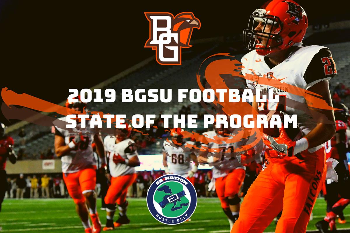 timeless design 4e9c6 28a3c 2019 State Of The Program: Bowling Green Falcons - Hustle Belt