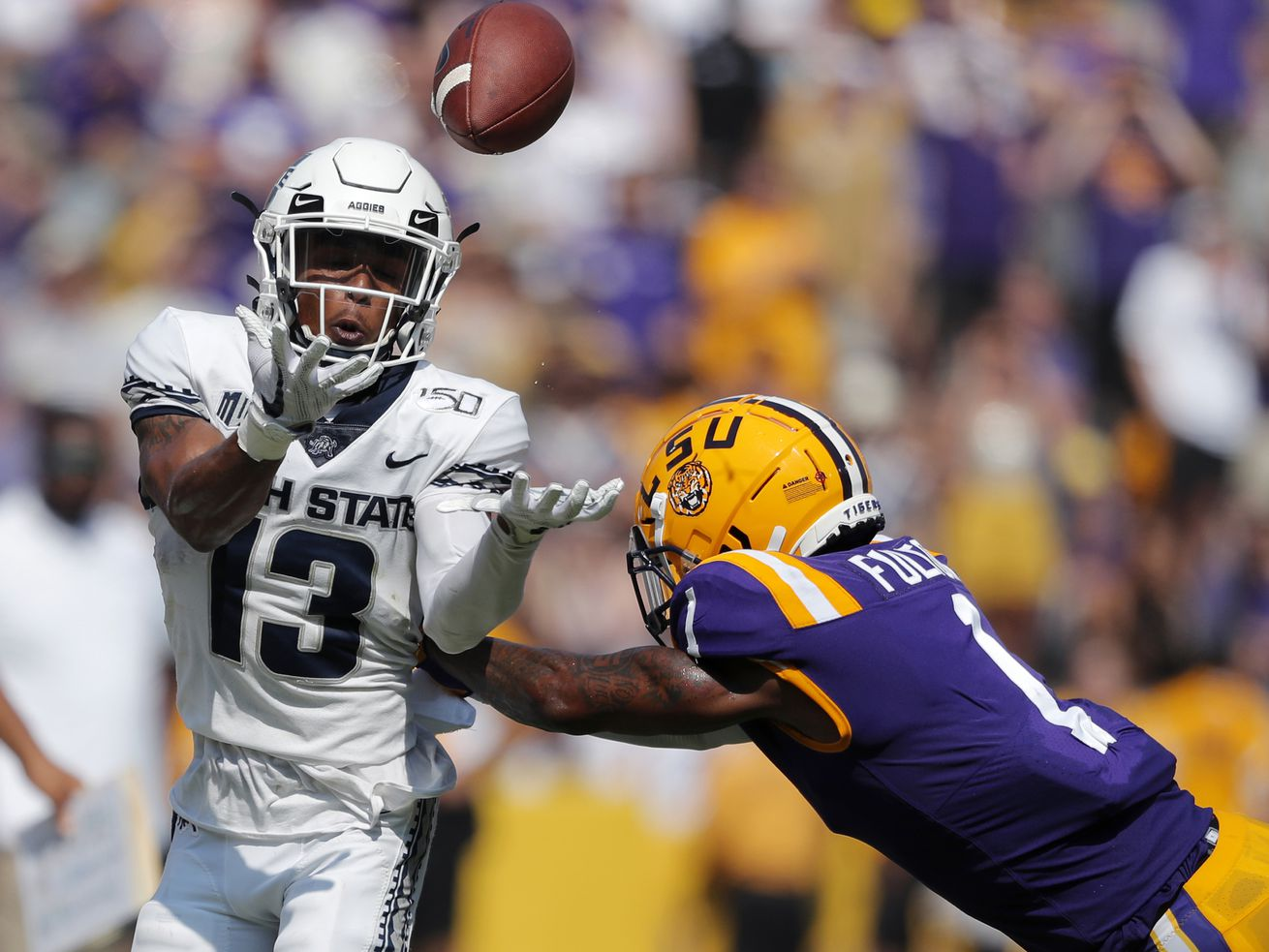 How will Utah State utilize Deven Thompkins?