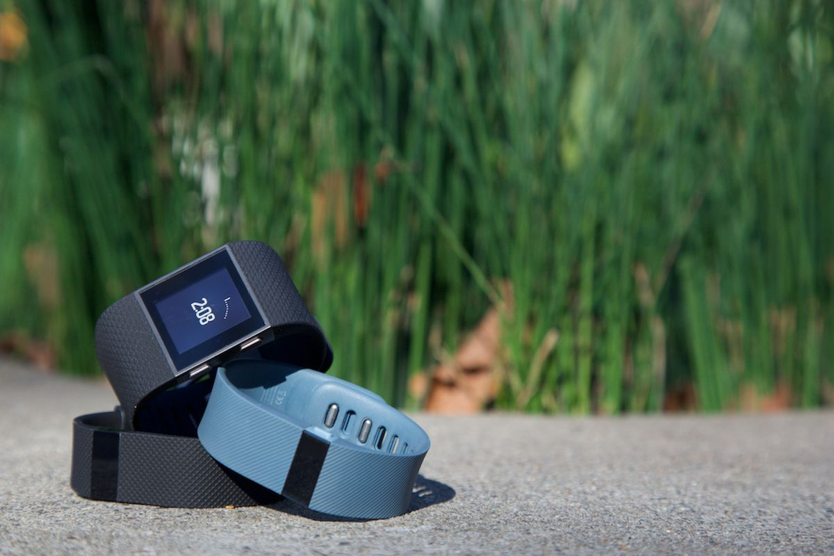 New Year, New Watch, New Run-Fitbit Charge HR & Fitbit Surge