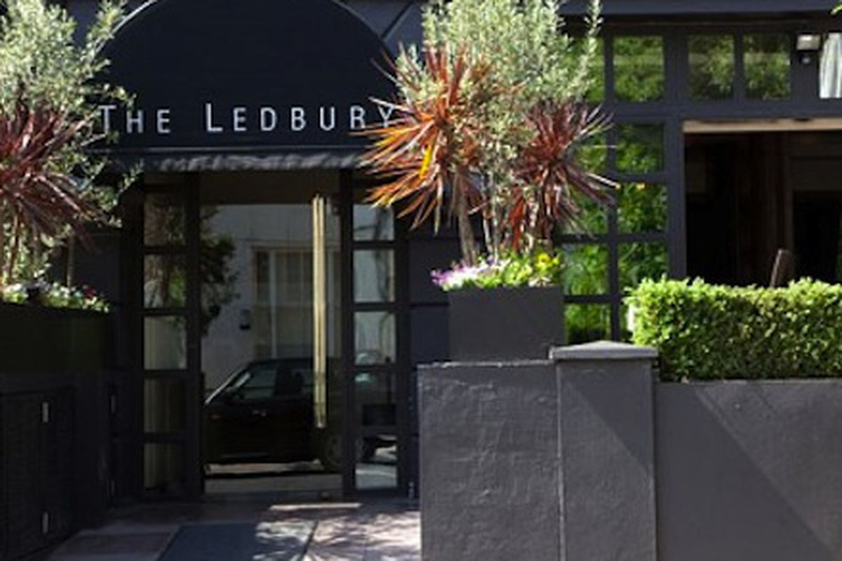 The Ledbury, London.
