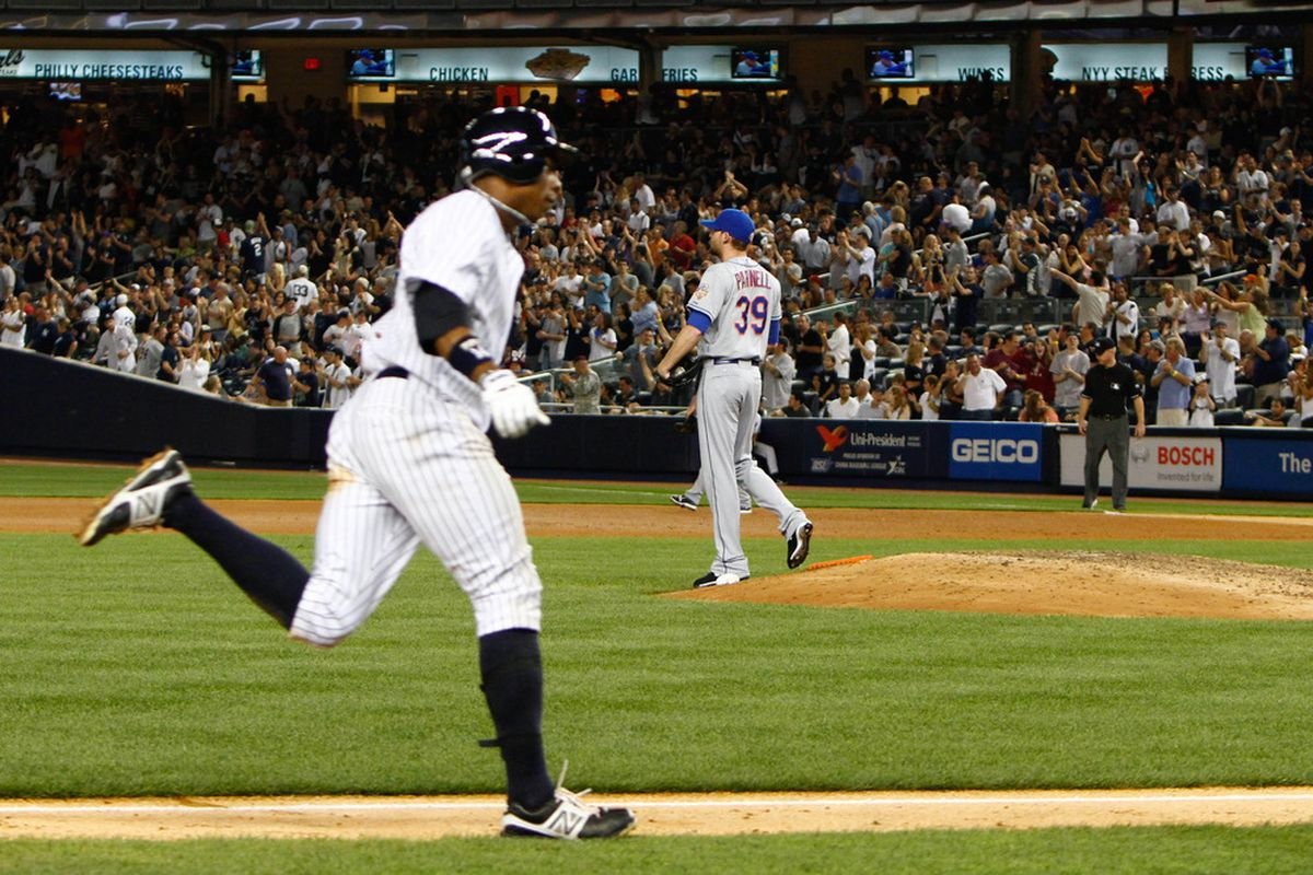 yankee stadium and the power of Two baseball cultures in the same big-market city were on display monday night in the subway series in front of 46,517 passionate fans and it was so much fun to watch at yankee stadium.