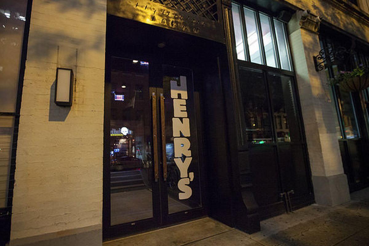 There's an expansion at Henry's Swing Club