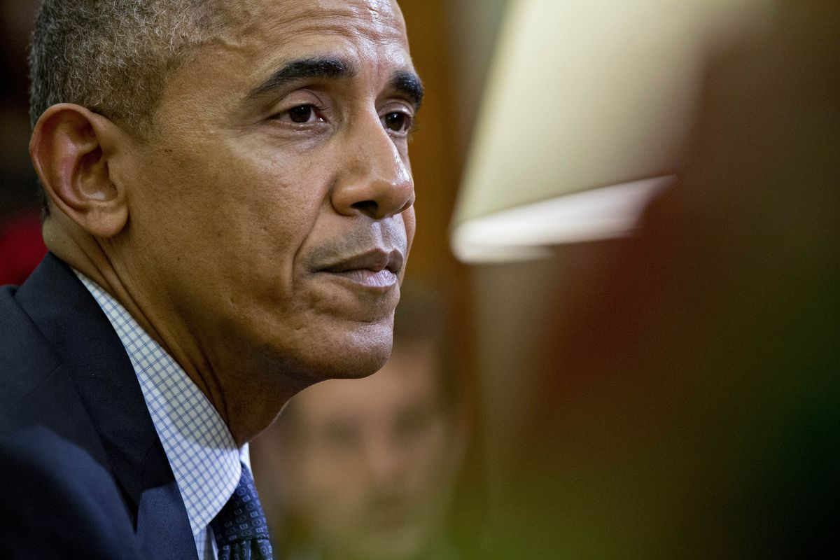 Obama If You Were Fine With Big Government Until It Served Black