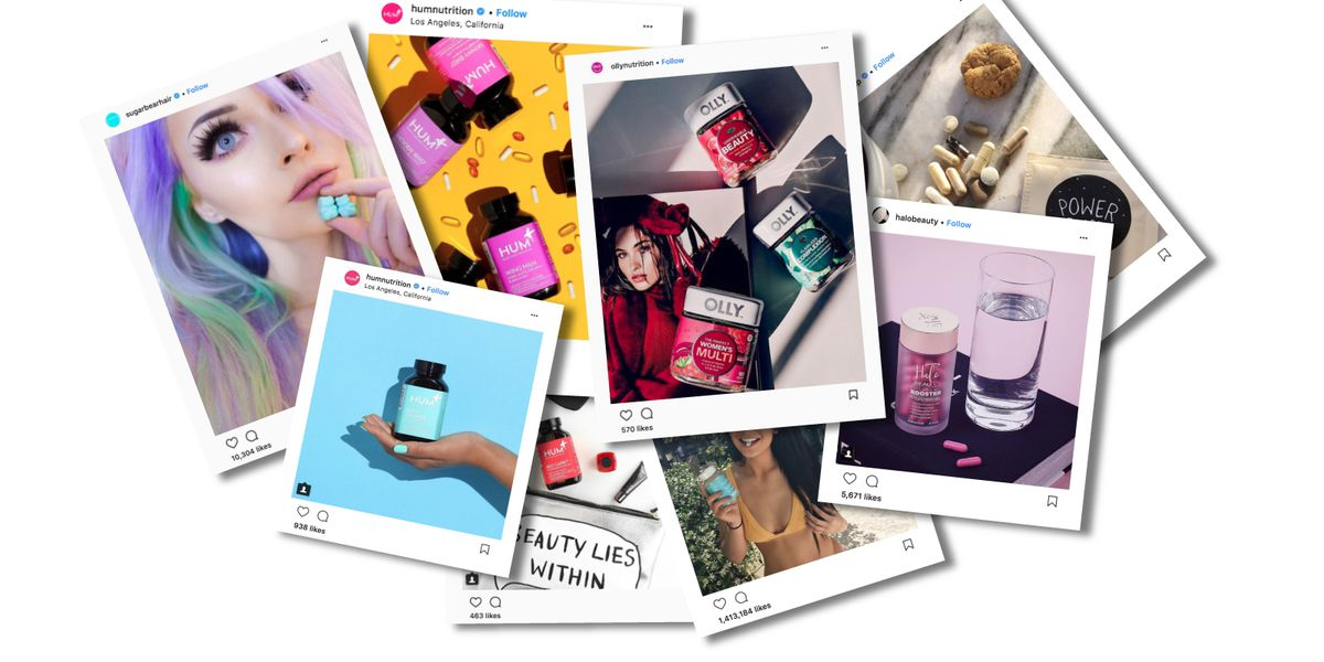 b514f15552ed93 Beauty vitamins are everywhere on Instagram. Don't fall for them. - Vox