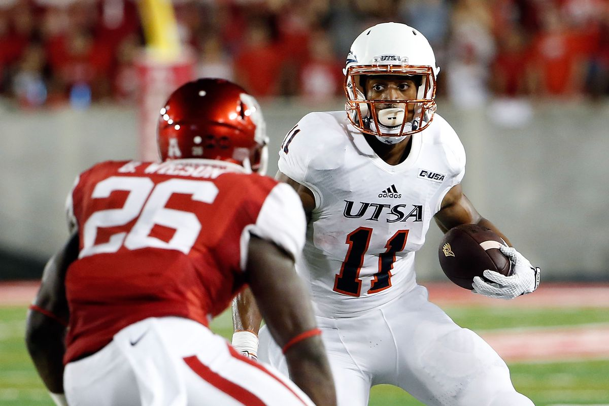 A nice night at the office for David Glasco could give UTSA a chance against Arizona