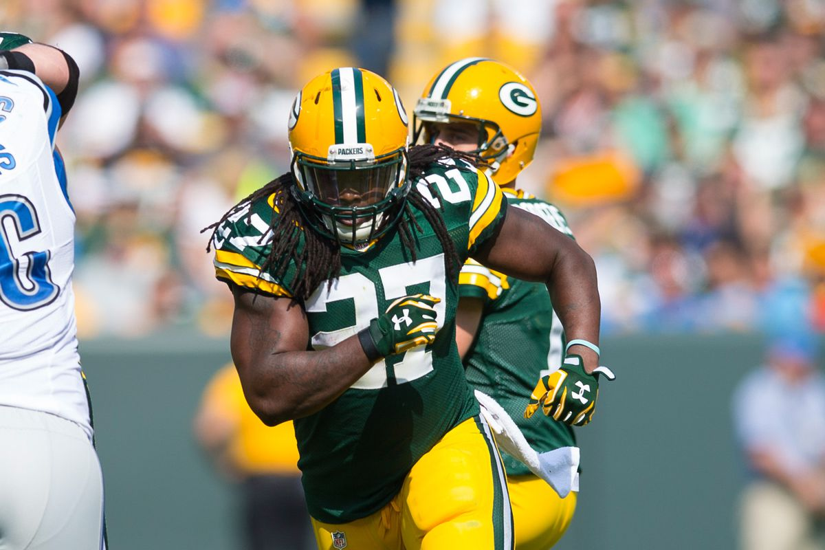 fa381ce47 Packers 2017 Free Agent Running Backs: Should Eddie Lacy & Christine  Michael return?