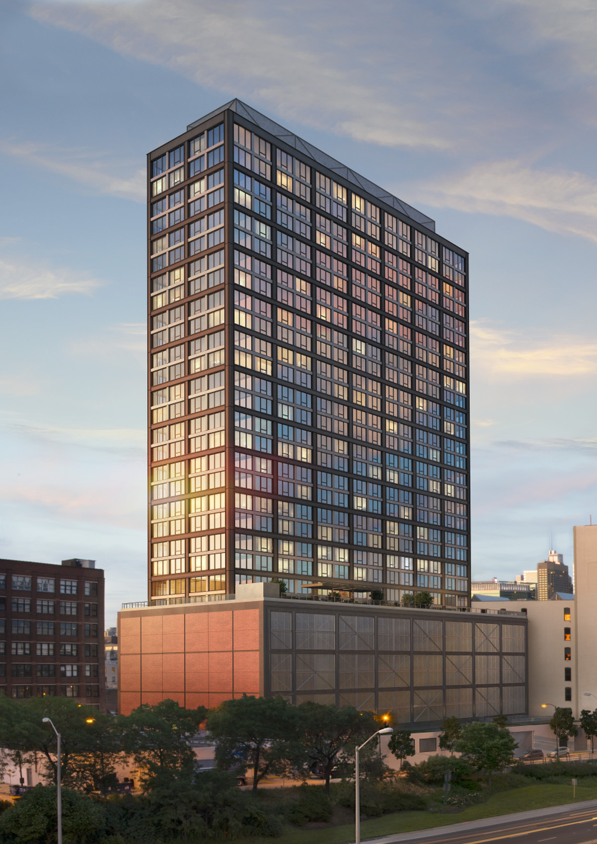 A closer look at the West Loop's upcoming 'Landmark ...