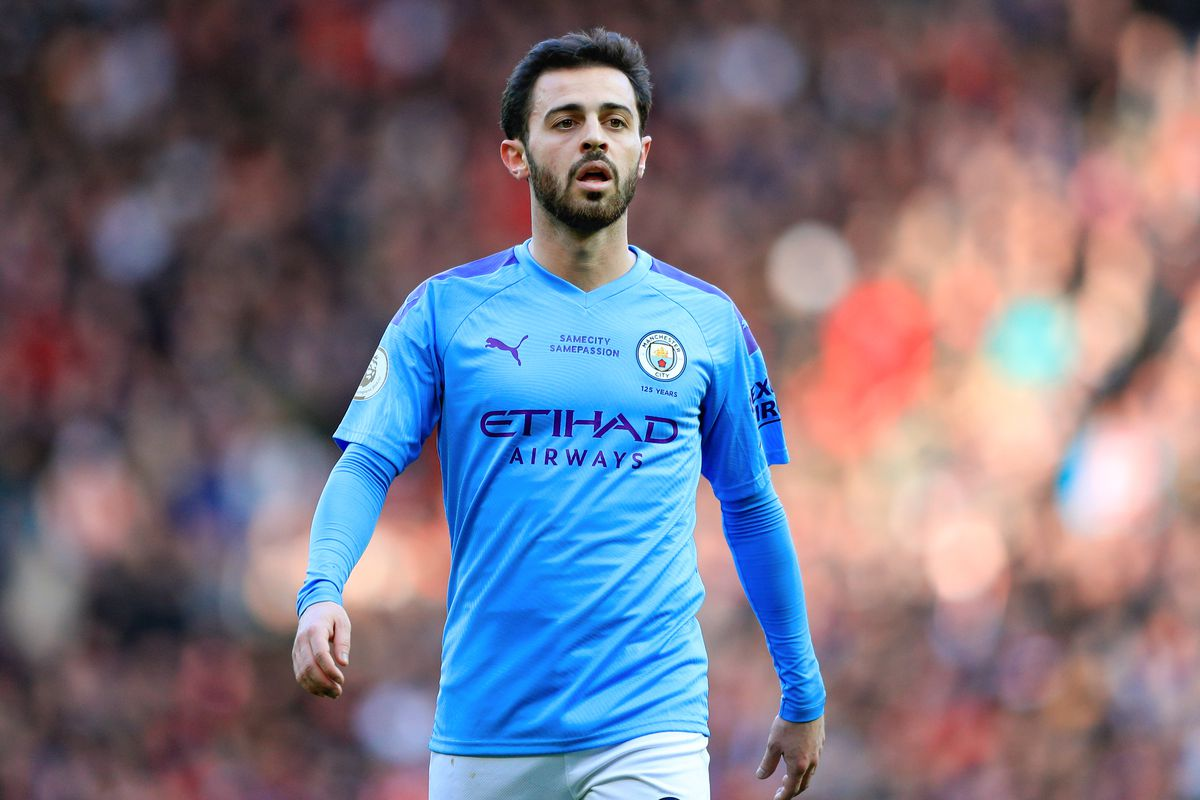 """Bernardo Silva: """"The one goal that means the most to me is ..."""