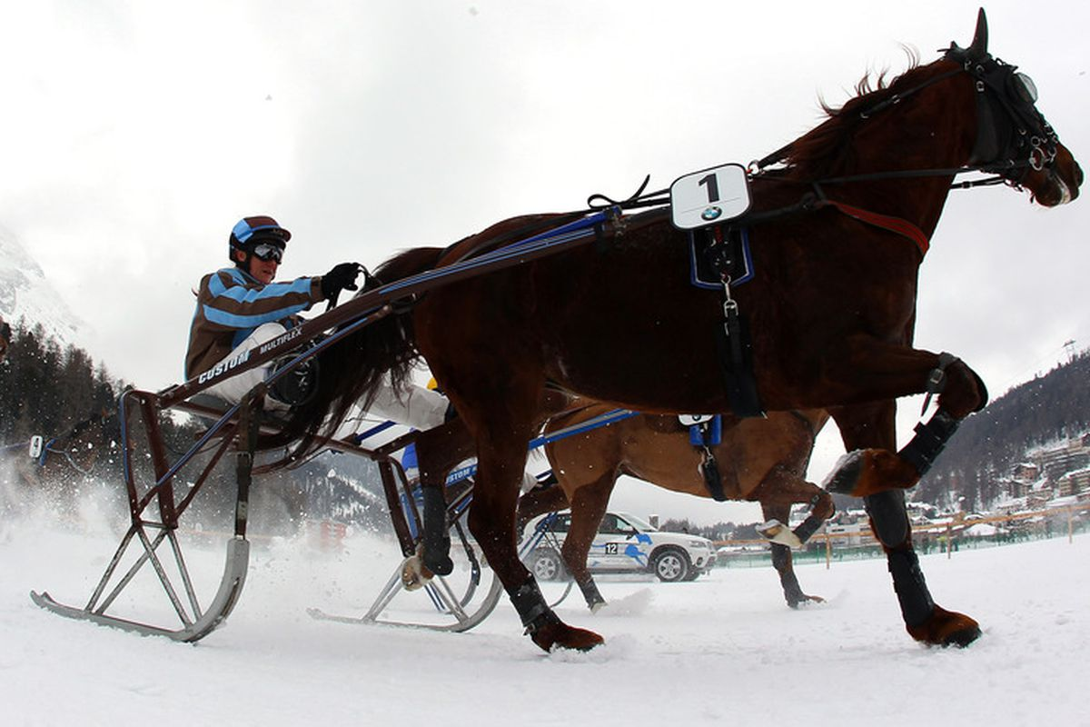 Here's the solution to cancelling race days due to winter weather.