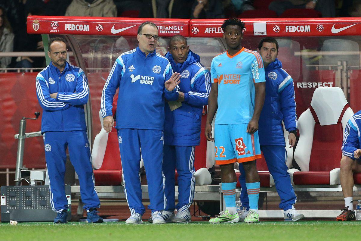 AS Monaco FC v Olympique de Marseille - Ligue 1