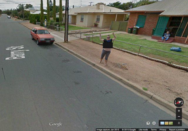 google street view sex uncensored
