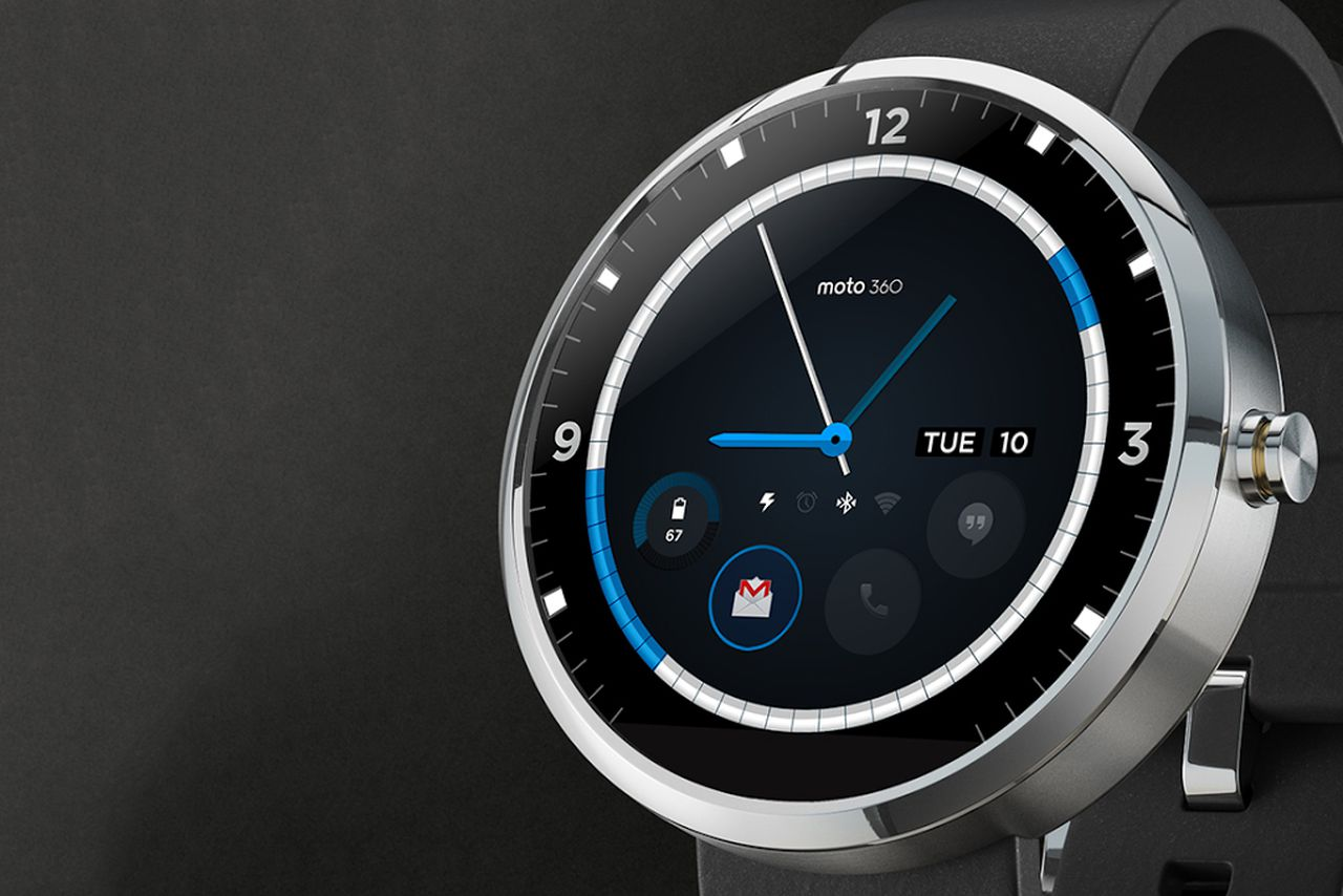Motorola Moto 360 Smartwatch for Android Devices